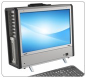 Portable workstations with PCI expansion