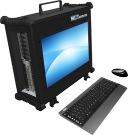 Vigor EX rugged portable workstation