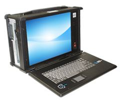 ruggedized portable workstations